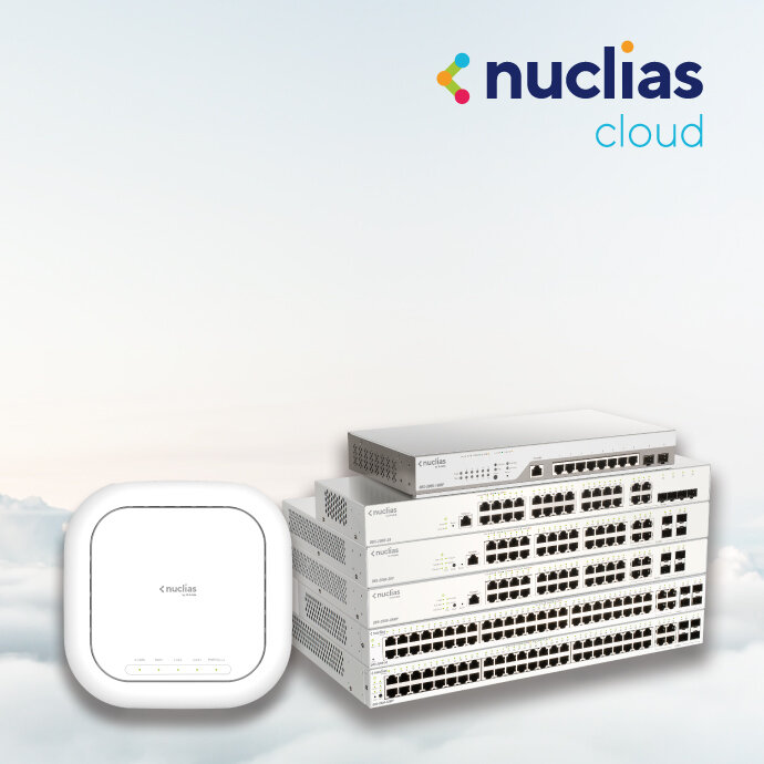 Nuclias Cloud対応製品一覧