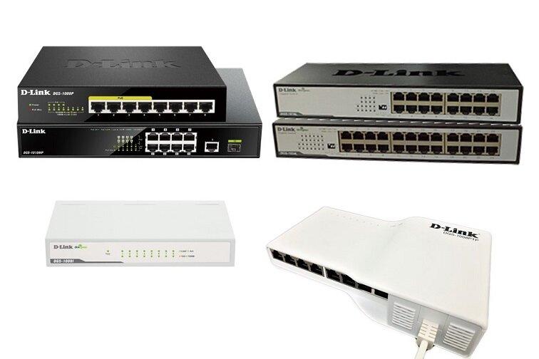 DGS-1000シリーズ