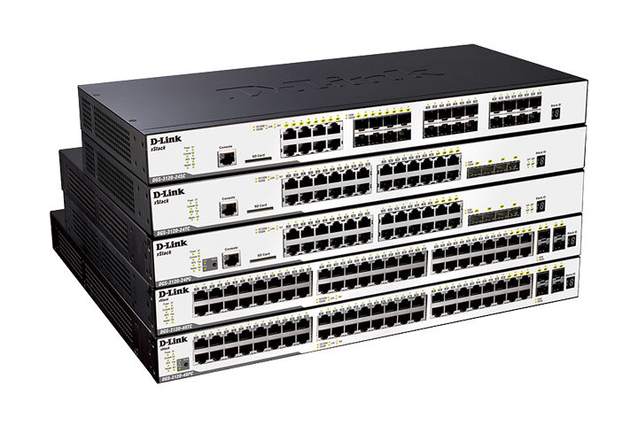DGS-3120シリーズ