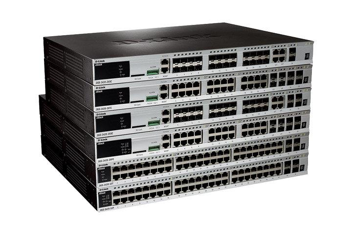 DGS-3420シリーズ